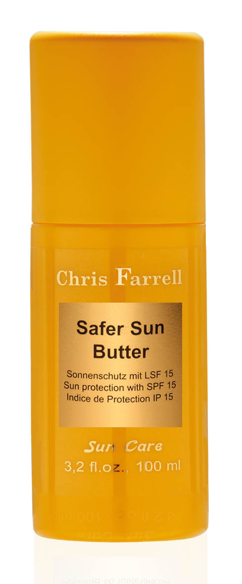 Safer Sun Butter