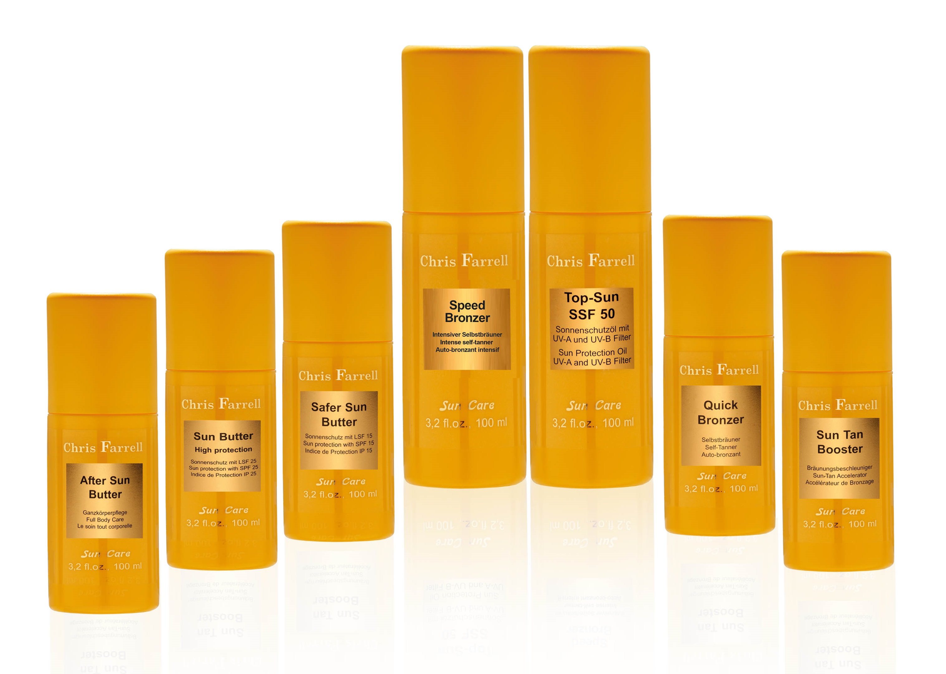 About Beauty Chris Farrell Sun Care