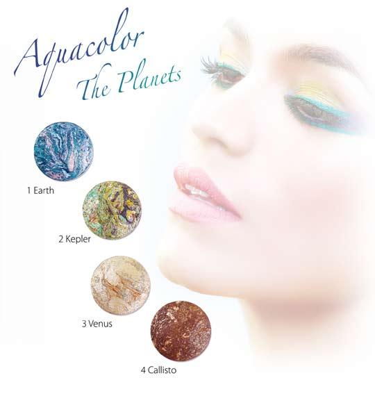 Aquacolor Planets About Beauty Karaja