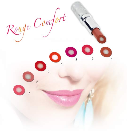 Rouge Comfort About Beauty Karaja