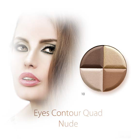 CONTOUR QUAD – EYESHADOWS