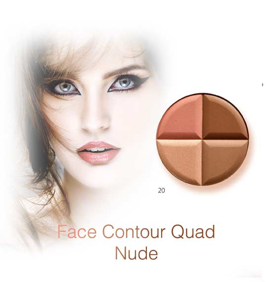 CONTOUR QUAD – FACE POWDER