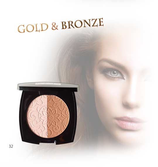 Bold & Bronze τερακότα About Beauty Karaja