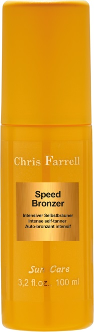 Speed ​​Bronzer – self-tanner