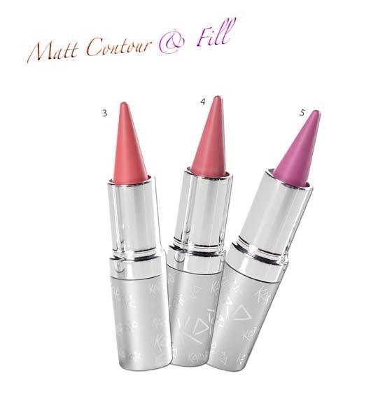 Matt Contour & Fill About Beauty Karaja